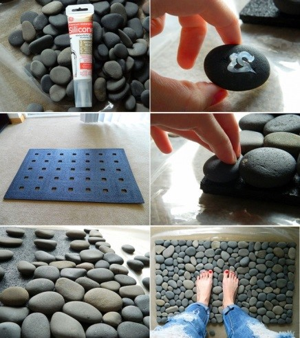 covor din pietre